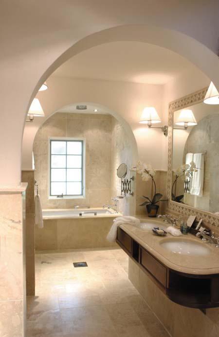 belmond la samanna marble bath